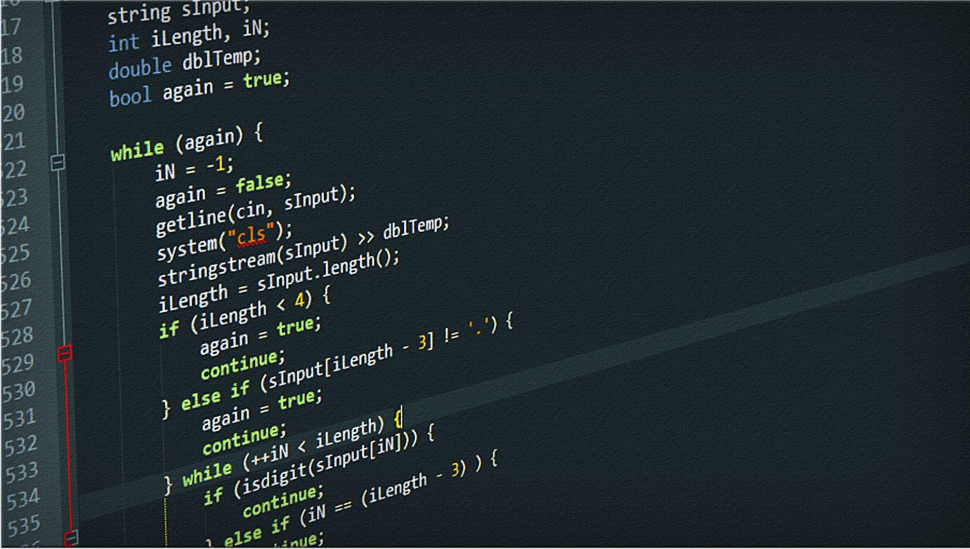 Ottimizzazione del codice