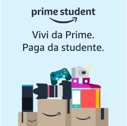 Amazon Prime per universitari…