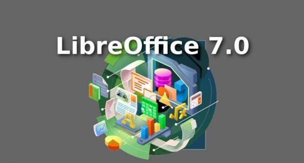 LibreOffice giunge alla versione 7
