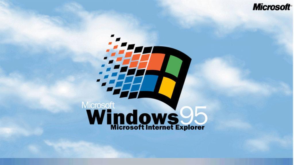 Windows 95 compie un quarto di secolo.