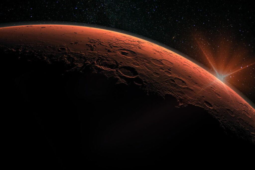 Raggiungere Marte in 3 mesi grazie ad un nuovo concept di motore nucleare.