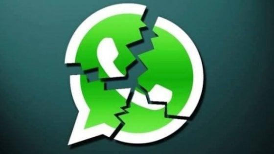 WhatsApp nuovamente off-line (in aggiornamento)
